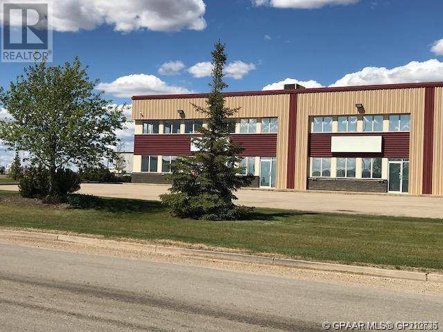 Commercial property for lease at 10610 79 Ave Apartment 8 Clairmont Alberta - MLS: GP210725