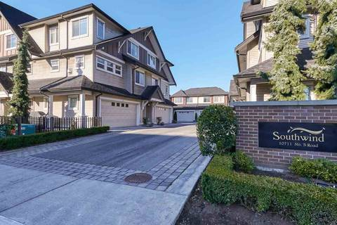 Townhouse for sale at 10711 No. 5 Rd Unit 8 Richmond British Columbia - MLS: R2447029