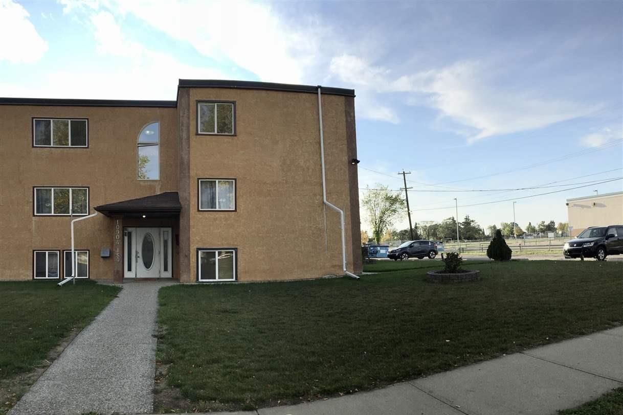 Condo for sale at 10904 159 St NW Unit 8 Edmonton Alberta - MLS: E4221781