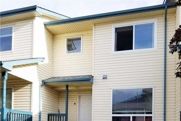 Townhouse for sale at 10909 106 St NW Unit 8 Edmonton Alberta - MLS: E4206079
