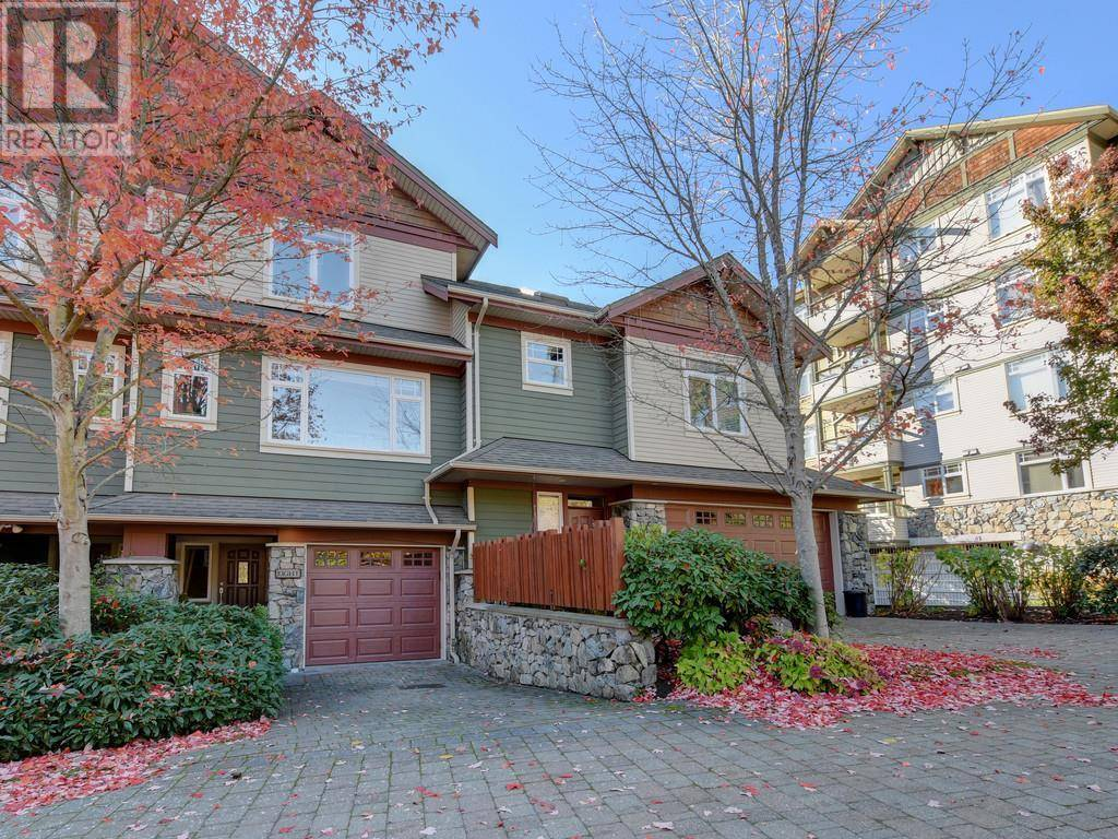 Townhouse for sale at 1115 Craigflower Rd Unit 8 Victoria British Columbia - MLS: 417393