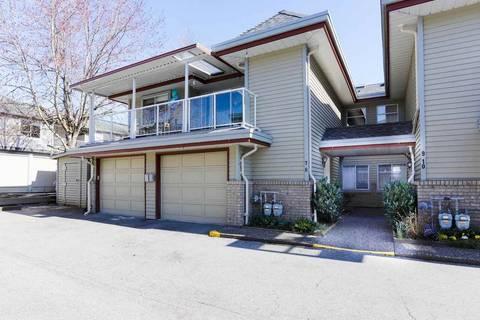 Townhouse for sale at 11502 Burnett St Unit 8 Maple Ridge British Columbia - MLS: R2446202