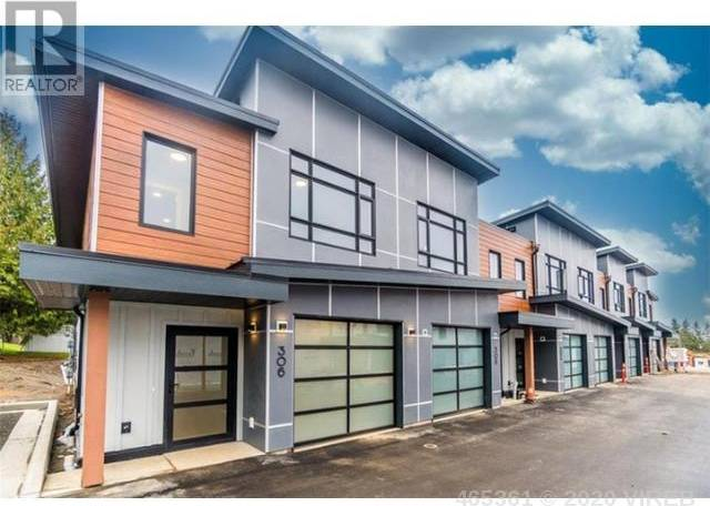 Townhouse for sale at 119 Moilliet St Unit 8 Parksville British Columbia - MLS: 465361