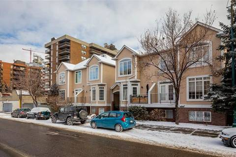 Townhouse for sale at 1212 12 St Southwest Unit 8 Calgary Alberta - MLS: C4287582