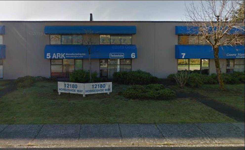 Commercial property for lease at 12180 Horseshoe Wy Apartment 8 Richmond British Columbia - MLS: C8028765