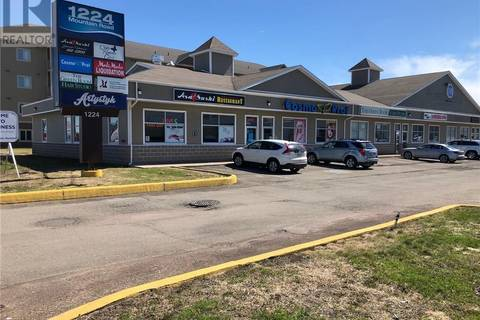 Commercial property for lease at 1224 Mountain Rd Apartment 8 Moncton New Brunswick - MLS: M124366