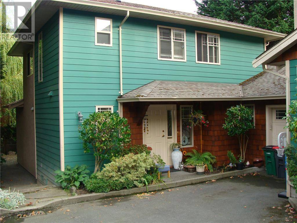 Townhouse for sale at 1241 Santa Rosa Ave Unit 8 Victoria British Columbia - MLS: 415670