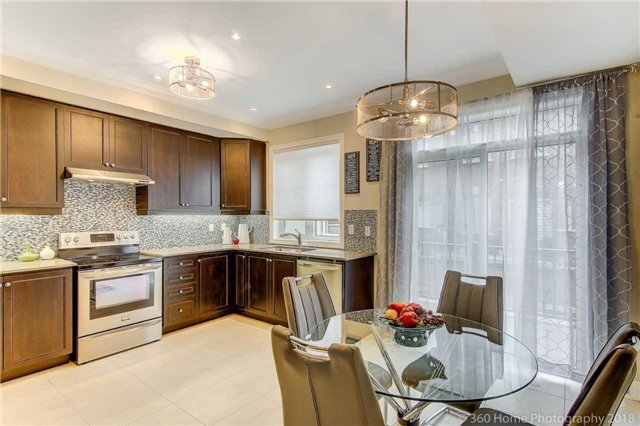 For Sale: 8 - 1331 Major Mackenzie Drive, Vaughan, ON | 4 Bed, 4 Bath Townhouse for $838,000. See 19 photos!
