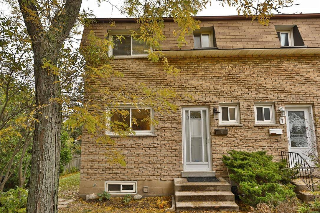 Townhouse for sale at 1420 Garth St Unit 8 Hamilton Ontario - MLS: H4067175