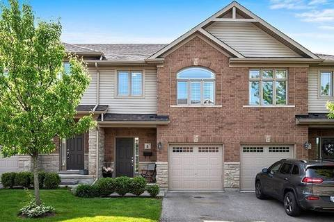 Townhouse for sale at 1491 Plains Rd W Unit 8 Burlington Ontario - MLS: H4054596