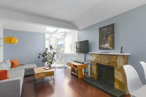 Condo for sale at 1606 10th Ave W Unit 8 Vancouver British Columbia - MLS: R2376818