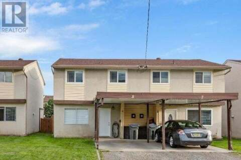 Townhouse for sale at 1697 Greenfield Ave  Unit 8 Kamloops British Columbia - MLS: 157512