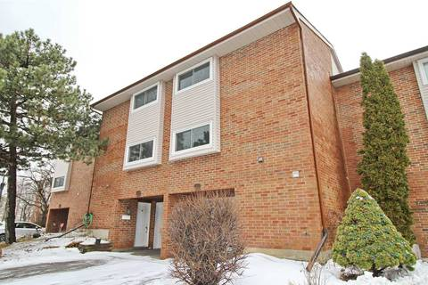 Condo for sale at 170 Wickson Tr Unit 8 Toronto Ontario - MLS: E4696141