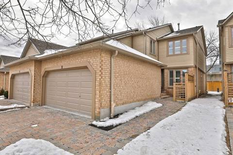 Condo for sale at 1725 The Chase  Unit 8 Mississauga Ontario - MLS: W4698912