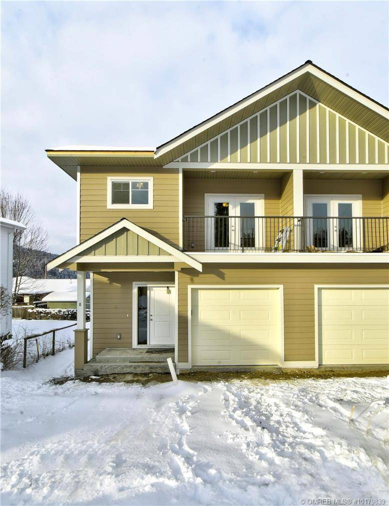 Townhouse for sale at 173 Salmon Arm Dr Unit 8 Enderby British Columbia - MLS: 10179839