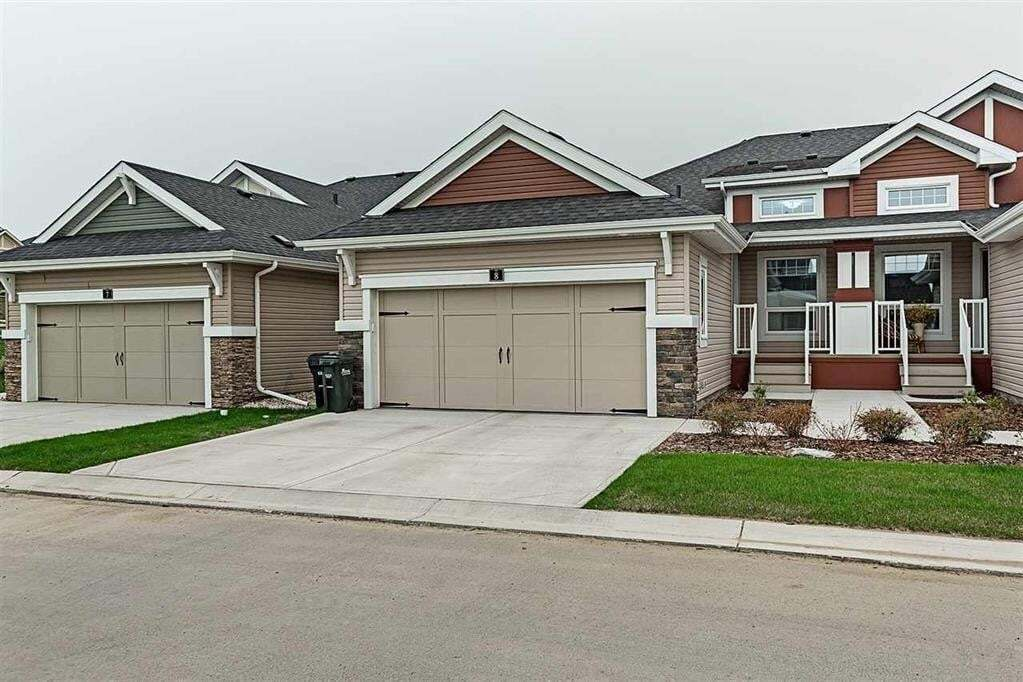 Townhouse for sale at 175 Abbey Rd Unit 8 Sherwood Park Alberta - MLS: E4212843