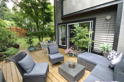 Townhouse for sale at 1828 Lilac Dr Unit 8 Surrey British Columbia - MLS: R2382502