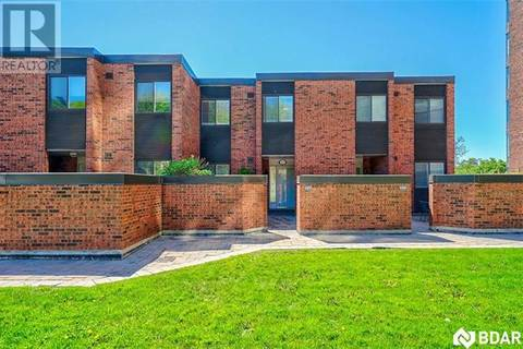 Townhouse for sale at 187 Collier St Unit 8 Barrie Ontario - MLS: 30745932