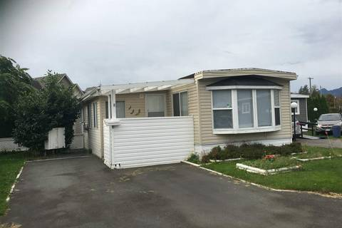 Residential property for sale at 1884 Heath Rd Unit 8 Agassiz British Columbia - MLS: R2440662