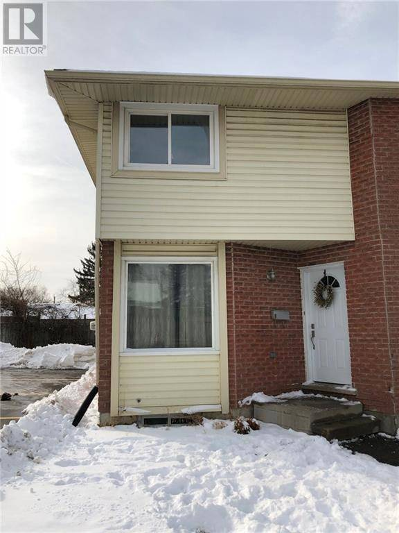 Townhouse for sale at 203 Fairway Rd North Unit 8 Kitchener Ontario - MLS: 30785242