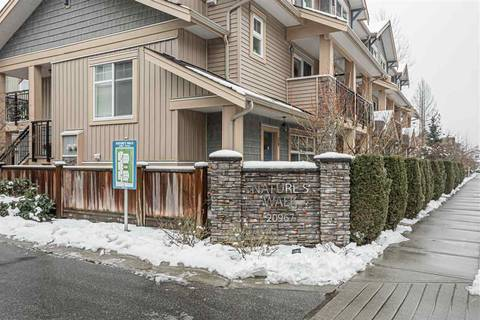 Townhouse for sale at 20967 76 Ave Unit 8 Langley British Columbia - MLS: R2434180