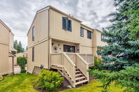 Townhouse for sale at 225 Berwick Dr Northwest Unit 8 Calgary Alberta - MLS: C4278395