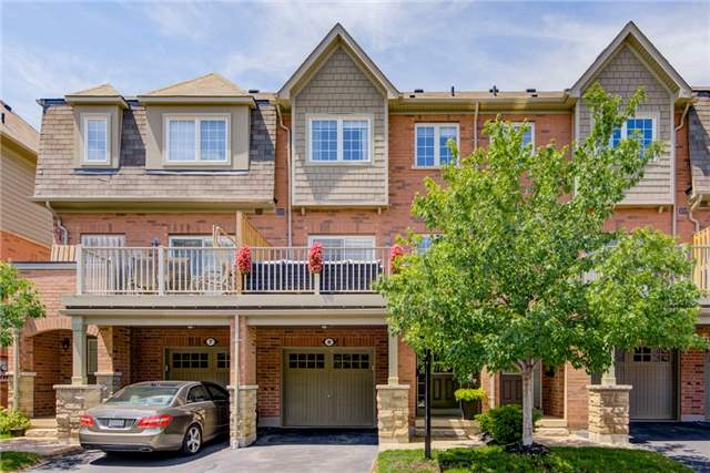 Sold: 8 - 233 Duskywing Way, Oakville, ON