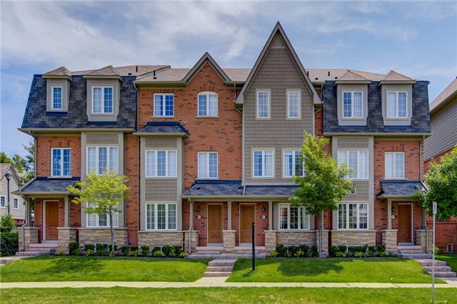 For Sale: 8 - 233 Duskywing Way, Oakville, ON | 3 Bed, 3 Bath Townhouse for $799,000. See 19 photos!