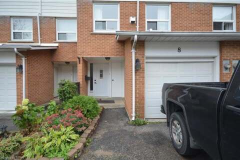 Townhouse for sale at 237 Steel St Unit 8 Barrie Ontario - MLS: 40036491