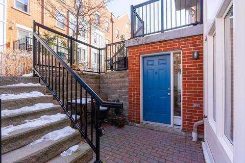Condo for sale at 24 Florence Wyle Ln Unit 8 Toronto Ontario - MLS: E4701269