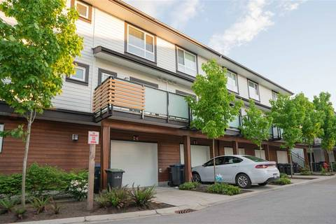 Townhouse for sale at 240 Jardine St Unit 8 New Westminster British Columbia - MLS: R2453575