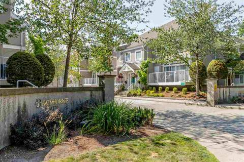 Condo for sale at 2422 Hawthorne Ave Unit 8 Port Coquitlam British Columbia - MLS: R2398275
