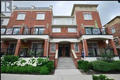 Townhouse for rent at 2444 Post Rd Unit 8 Oakville Ontario - MLS: W4452837