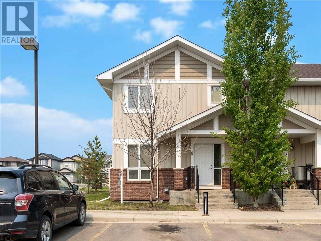 Townhouse for sale at 248 Grosbeak Wy Unit 8 Fort Mcmurray Alberta - MLS: fm0180175