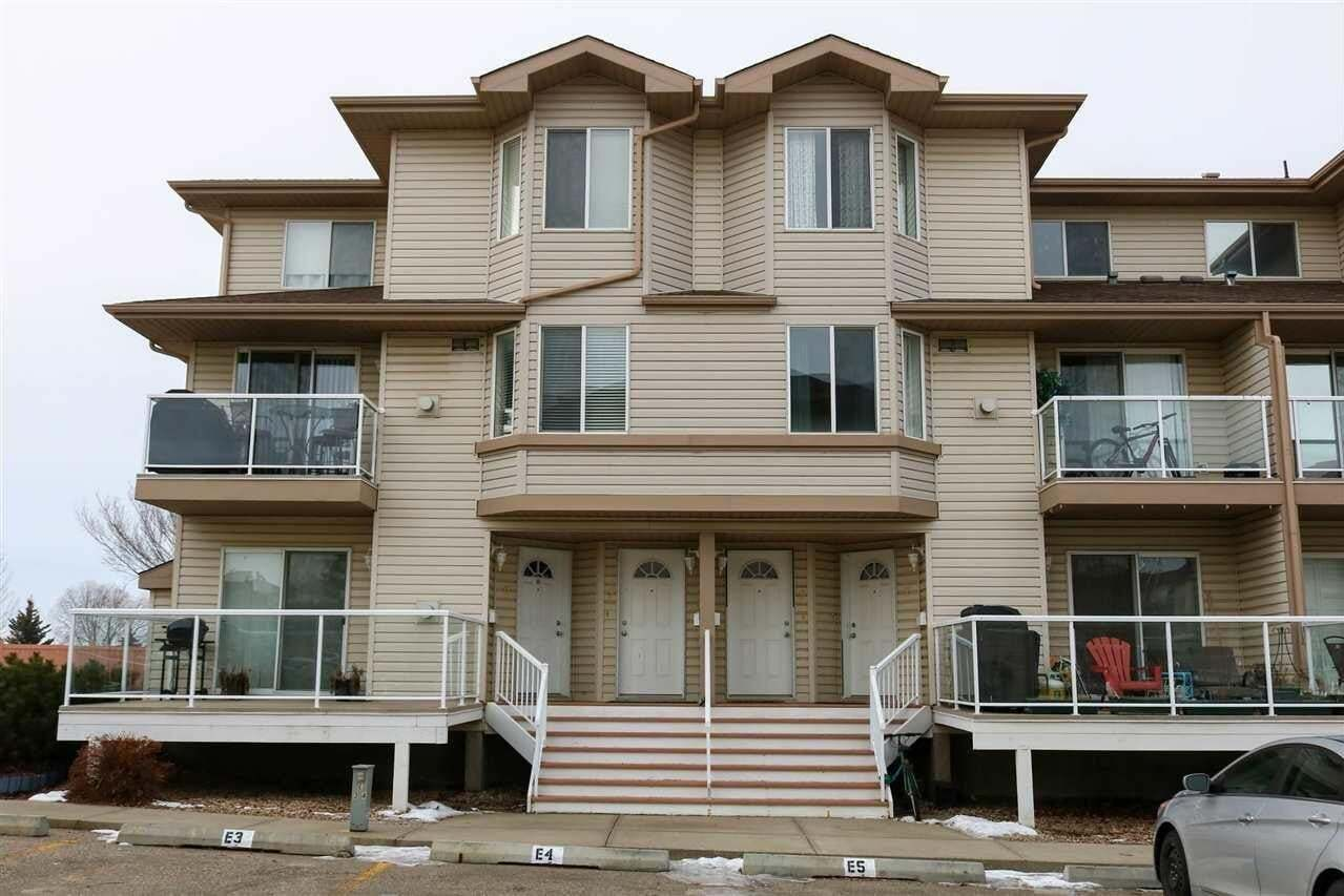 Townhouse for sale at 2505 42 St NW Unit 8 Edmonton Alberta - MLS: E4203474