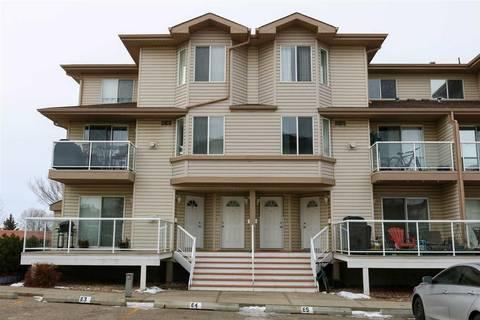 Townhouse for sale at 2505 42 St Nw Unit 8 Edmonton Alberta - MLS: E4150042