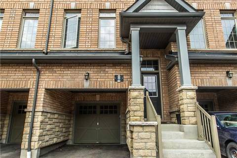 Townhouse for sale at 285 Finch Ave Unit 8 Pickering Ontario - MLS: E4475840