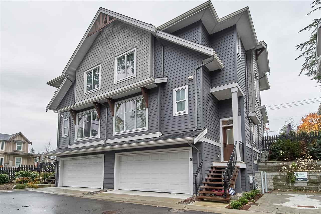 Sold: 8 - 2855 158 Street, Surrey, BC