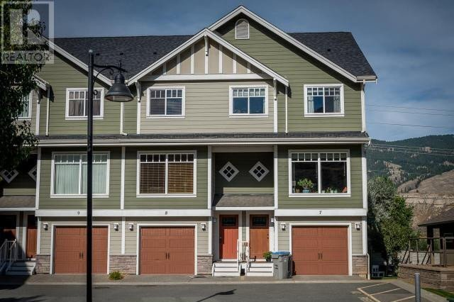Townhouse for sale at 2860 Valleyview Dr Unit 8 Kamloops British Columbia - MLS: 158803
