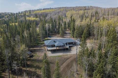 House for sale at 8 29130 Rge Rd 52  Rural Mountain View County Alberta - MLS: C4276504