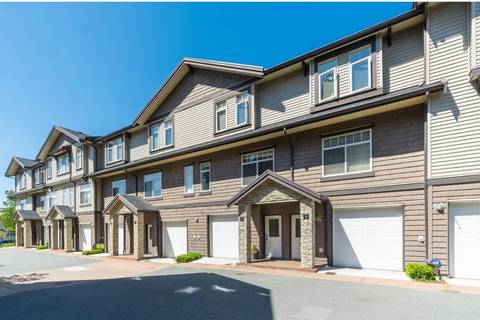 Townhouse for sale at 2950 Lefeuvre Rd Unit 8 Abbotsford British Columbia - MLS: R2454555