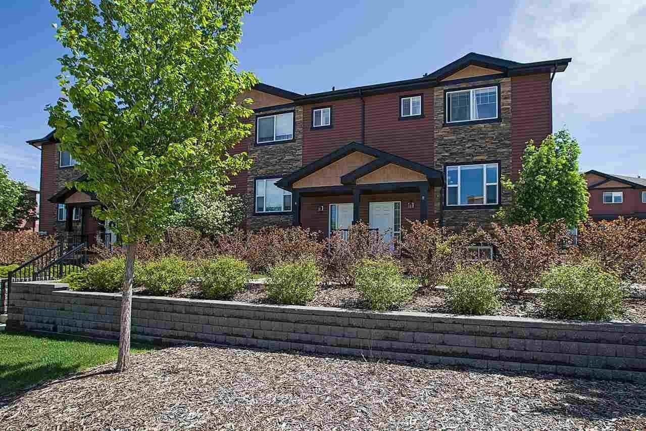 Townhouse for sale at 301 Palisades Wy Unit 8 Sherwood Park Alberta - MLS: E4196181