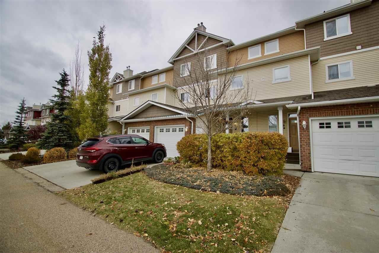 Townhouse for sale at 3010 33 Av NW Unit 8 Edmonton Alberta - MLS: E4203804