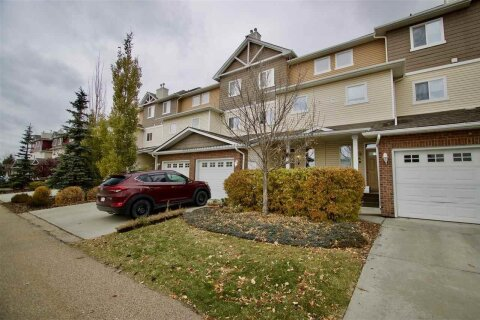 Townhouse for sale at 3010 33 Av NW Unit 8 Edmonton Alberta - MLS: E4203804