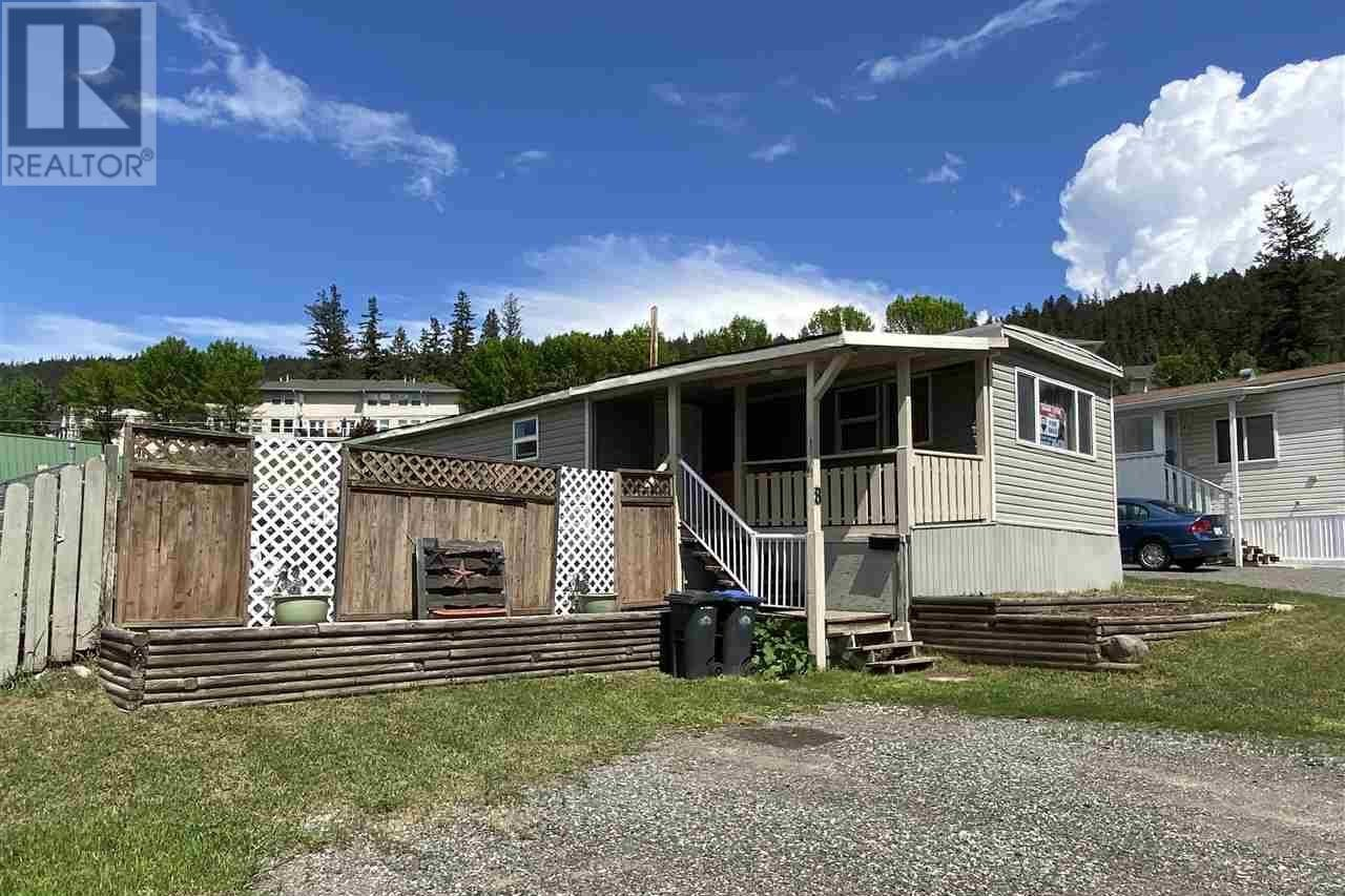 Home for sale at 302 Broadway Ave Unit 8 Williams Lake British Columbia - MLS: R2440265