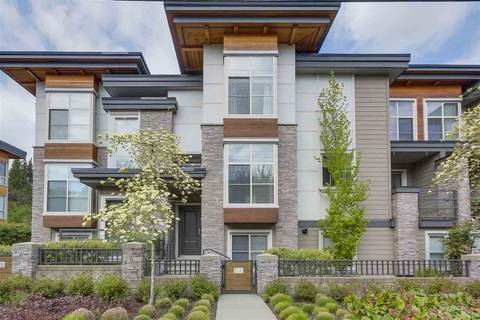 Townhouse for sale at 3025 Baird Rd Unit 8 North Vancouver British Columbia - MLS: R2371108