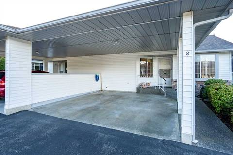 Townhouse for sale at 3055 Trafalgar St Unit 8 Abbotsford British Columbia - MLS: R2441728