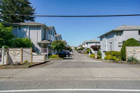 Townhouse for sale at 3087 Immel St Unit 8 Abbotsford British Columbia - MLS: R2368944