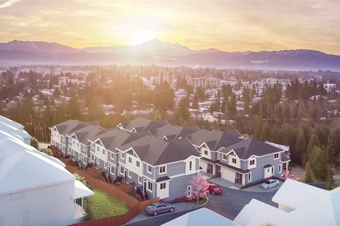Townhouse for sale at 31548 Upper Maclure Rd Unit 8 Abbotsford British Columbia - MLS: R2377627