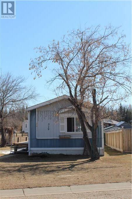 House for sale at 319 8 Se Avenue Court Se Unit 8 Manning Alberta - MLS: GP125450